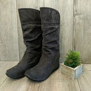 Olive & Edie | Faux Suede Bettina Boot